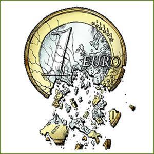 ευρώ διάλυση