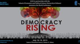 Kostas Lapavitsas στο συνέδριο Democracy Rising