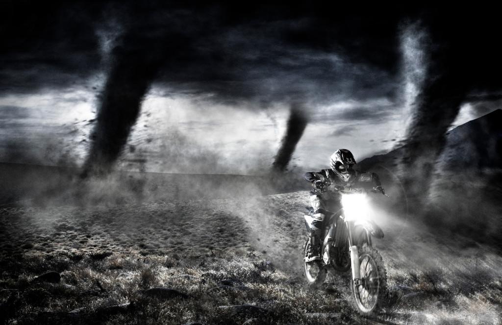 Disaster-tornado-dirt-bike