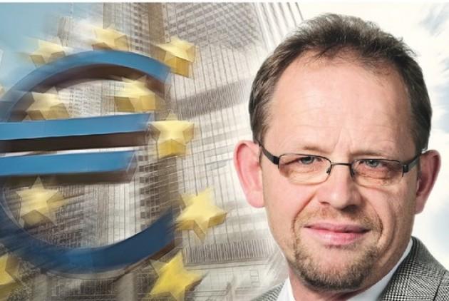 Ο επίτιμος πρόεδρος του λεγόμενου «σκιώδους συμβουλίου» της ΕΚΤ, Νόρμπερτ Χέρινγκ