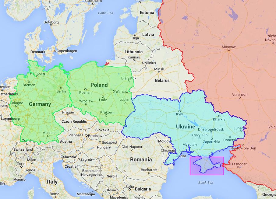 UkraineCrisisMap