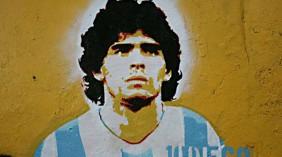 Diego Armando Maradona Franco ή σκέτο Μαραντόνα